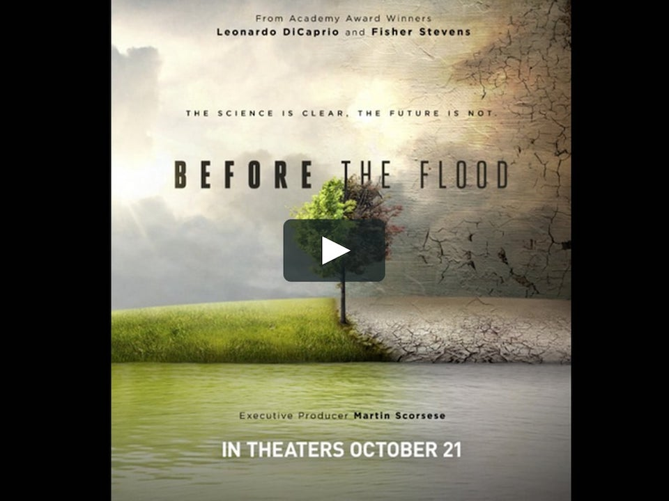 Leonardo DiCaprio's 'Before the Flood' – How Video Makes an Impact