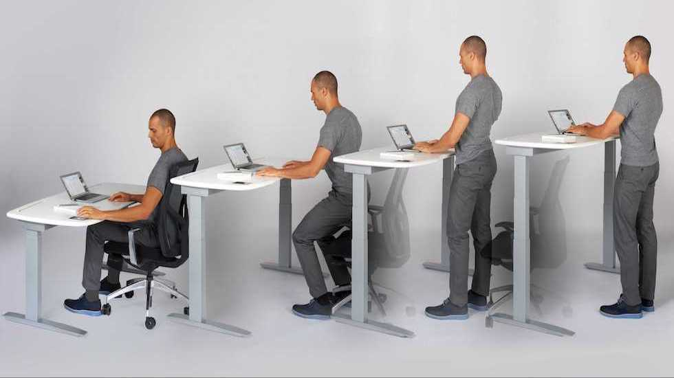Standing Up To Sit Back Down: Video Editors Can't Get Any Ergonomic Relief