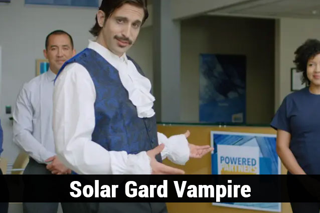 Solar Guard Vampire Power Partners
