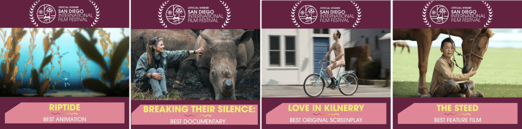 Four Award Winners from the 2019 San Diego Film Festival