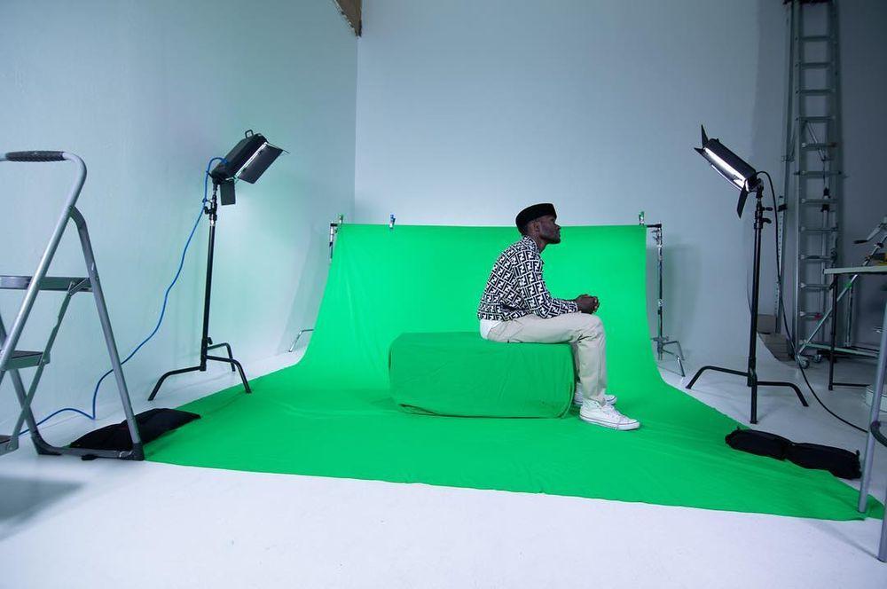 DK3 Studios green screen