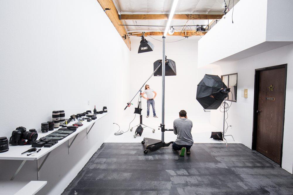 Founder Richard Tiland sporting shades on in DK3 Studios