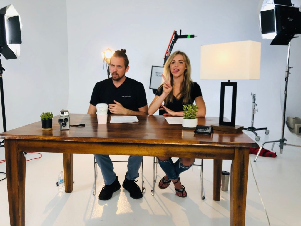Videographers Rent a Studio in San Diego